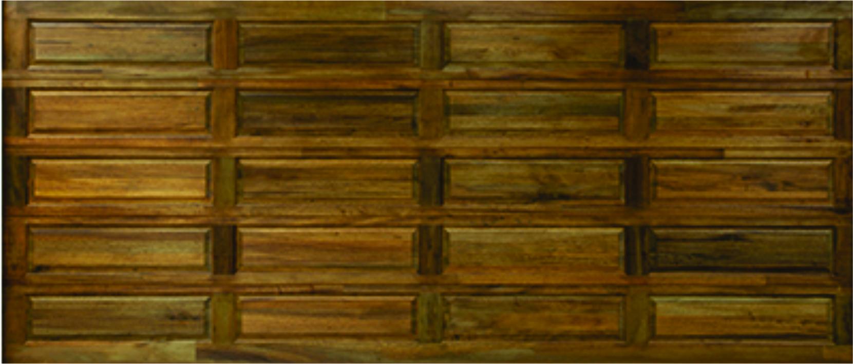 Double Doors Roos Garage Doors